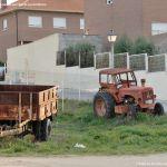 Foto Tractores antiguos en Villanueva de Perales 6