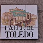 Foto Calle de Toledo junto a la Plaza Mayor de Madrid 2