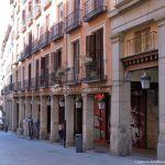 Foto Calle de Toledo junto a la Plaza Mayor de Madrid 4