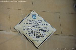 Foto La Casa de Cisneros 16