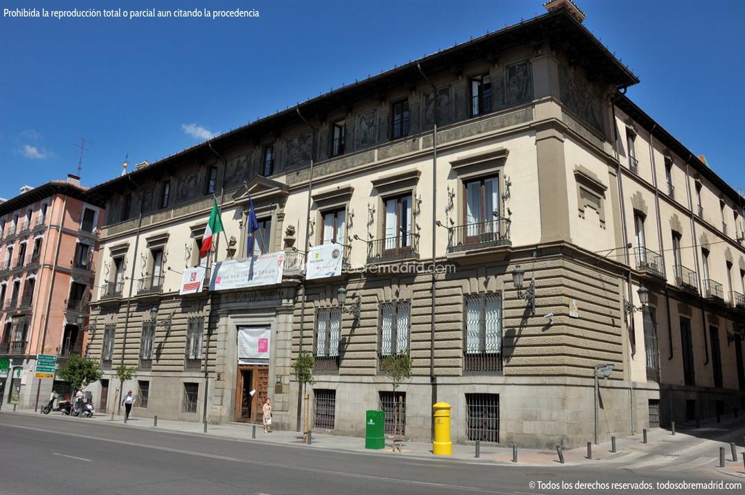 Foto instituto italiano de cultura 1 for Instituto italiano de cultura madrid