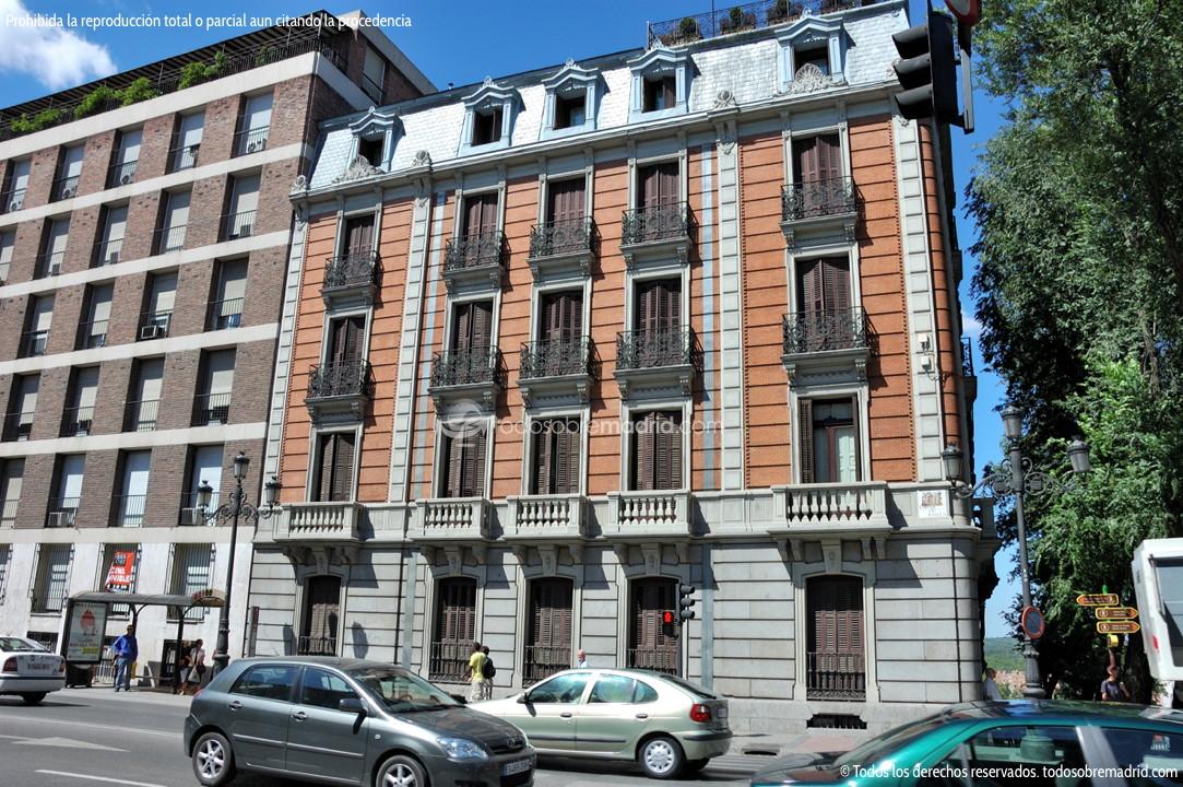 Calle de bail n madrid - Calle santiago madrid ...