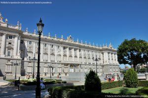 Foto Palacio Real de Madrid 9