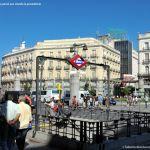 Foto Puerta del Sol de Madrid 11