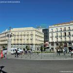 Foto Puerta del Sol de Madrid 13