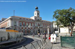 Foto Antigua Casa de Correos de Madrid 1
