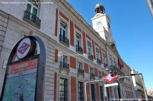 Foto Antigua Casa de Correos de Madrid 9