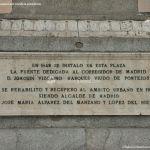 Foto Plaza de Pontejos 17