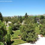 Foto Palacio Real. Jardines de Sabatini 1