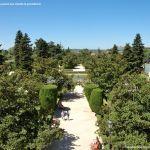 Foto Palacio Real. Jardines de Sabatini 2