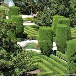Foto Palacio Real. Jardines de Sabatini 4