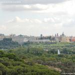 Foto Palacio Real. Jardines de Sabatini 8