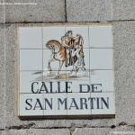 Foto Calle de San Martín 1