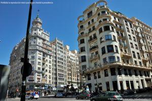 Foto Plaza de España de Madrid 2