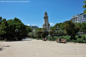 Foto Plaza de España de Madrid 5