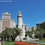Foto Plaza de España de Madrid 7