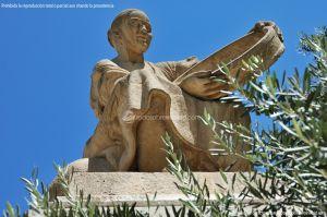 Foto Monumento a Cervantes 7
