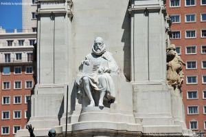 Foto Monumento a Cervantes 10