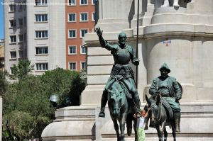 Foto Monumento a Cervantes 12