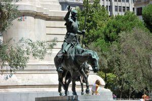 Foto Monumento a Cervantes 13