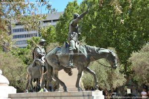 Foto Monumento a Cervantes 14