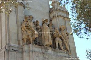 Foto Monumento a Cervantes 16