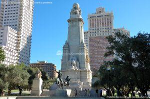 Foto Monumento a Cervantes 20