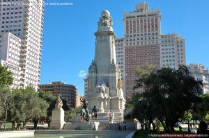 Foto Monumento a Cervantes 32
