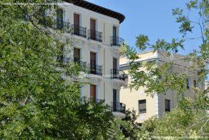 Foto Calle de Ferraz de Madrid 4