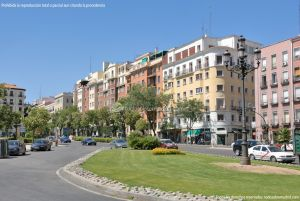 Foto Calle de Ferraz de Madrid 15