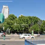 Foto Calle de Ferraz de Madrid 18