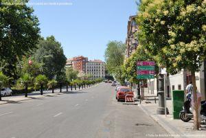 Foto Calle de Ferraz de Madrid 34