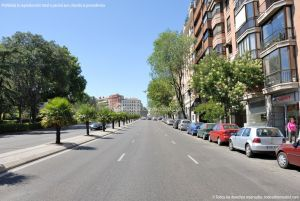 Foto Calle de Ferraz de Madrid 39