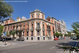 Foto Calle de Ferraz de Madrid 41