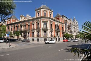 Foto Calle de Ferraz de Madrid 42