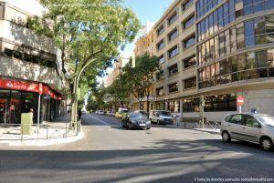 Foto Calle de Ferraz de Madrid 44