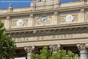 Foto Bolsa de Comercio de Madrid 5