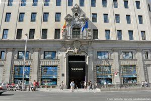 Foto Edificio de la Telefónica 4