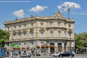 Foto Palacio del Marques de Linares (Casa de América) 4