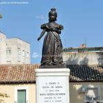 Foto Escultura Isabel II en Aranjuez 4