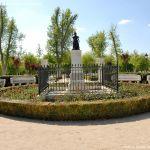 Foto Escultura Isabel II en Aranjuez 10
