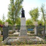 Foto Escultura Isabel II en Aranjuez 11