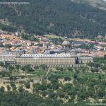 Foto San Lorenzo de El Escorial desde la Silla de Felipe II 3