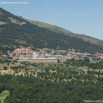 Foto San Lorenzo de El Escorial desde la Silla de Felipe II 4