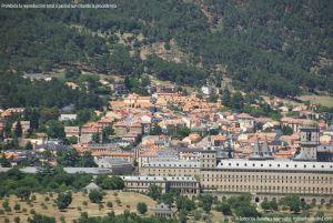 Foto San Lorenzo de El Escorial desde la Silla de Felipe II 5