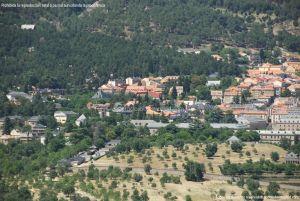Foto San Lorenzo de El Escorial desde la Silla de Felipe II 6