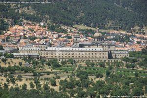 Foto San Lorenzo de El Escorial desde la Silla de Felipe II 7