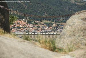 Foto San Lorenzo de El Escorial desde la Silla de Felipe II 8