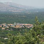 Foto El Escorial desde la Silla de Felipe II 1