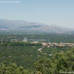 Foto El Escorial desde la Silla de Felipe II 4
